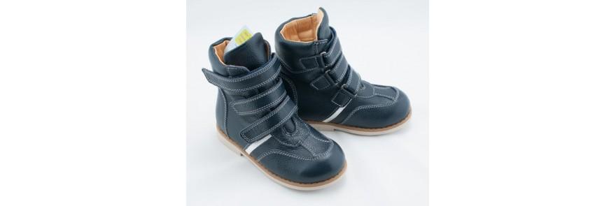 Выбор ортопедической обуви на осень