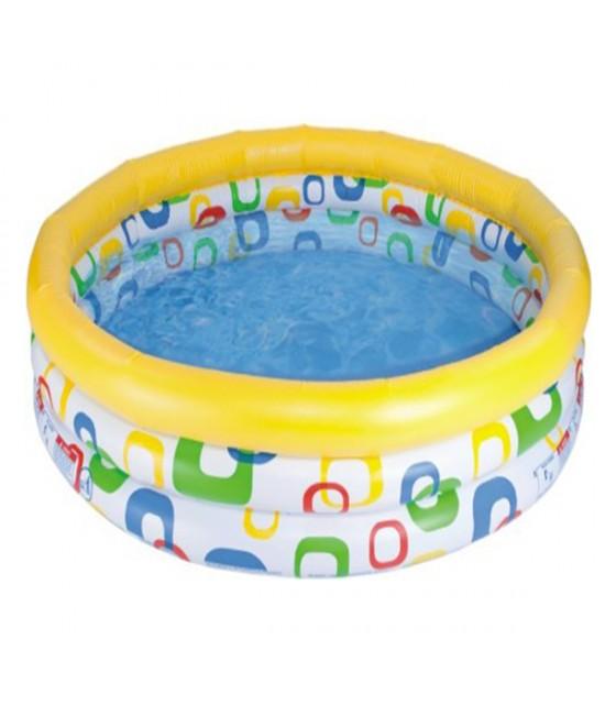 Бассейн детский Intex 59419 Геометрические фигуры
