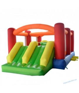Батут надувной KIDIGO Fun World