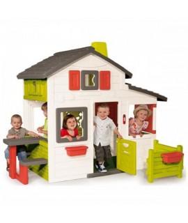 Игровой домик Smoby Friends House 310209