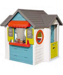 Игровой домик Chef House Smoby 810403
