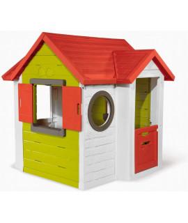 Игровой домик лесника Smoby My Neo House 810404
