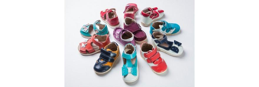 Правила ухода за детской обувью. Родителям на заметку :)