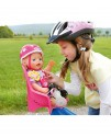 Велосипедное кресло Baby Born Zapf Creation 820803