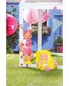 Велосипедное кресло и одежда Baby Born Zapf Creation 822296