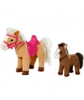 Лошадка Беби Борн с жеребенком Zapf Creation Baby Born 822371