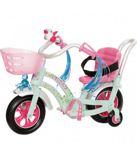 Велосипед для пупса 43 см Baby Born Zapf Creation 827208