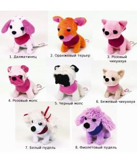 Плюшевая собачка Chi Chi Love Мини модница 10 см в ассортименте 5890208