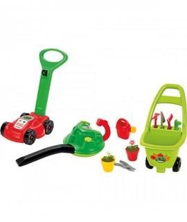 Детский набор садовника ecoiffier 584 - 3 в 1