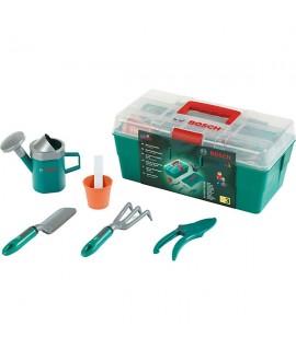 Набор садовых инструментов в чемоданчике Klein Bosch 2791