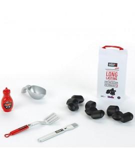 Уголь для барбекю Klein Toys 9412