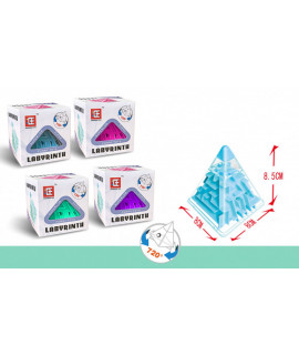 Головоломка 3D-лабиринт F-3 Пирамидка