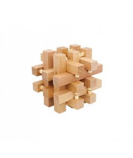 Головоломка MD 2056 деревянная Восемьнадцать архатов
