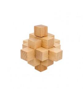 Головоломка MD 2056 деревянная Ананасовый узел
