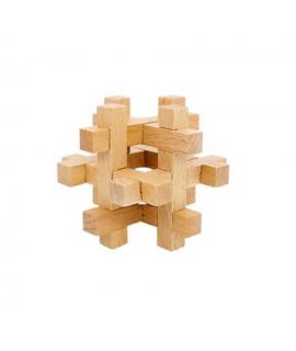 Головоломка MD 2056 деревянная Клетка