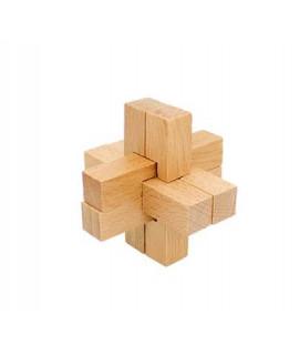 Головоломка MD 2056 деревянная Крест