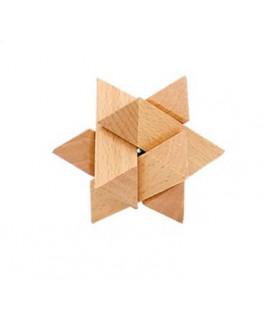 Головоломка MD 2056 деревянная Звезда