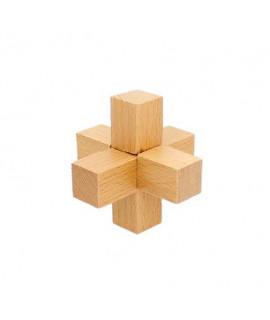 Головоломка MD 2056 деревянная Легкий узел