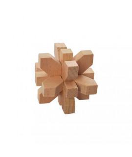 Головоломка MD 2056 деревянная Цветок