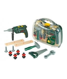 Игровой набор инструментов с дрелью Klein BOSCH 8416