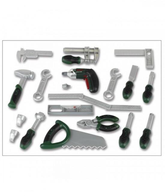 Большой набор детских инструментов Klein BOSCH 8551