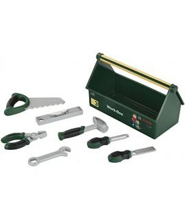 Набор инструментов в ящике Klein BOSCH 8573