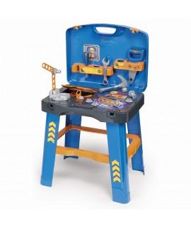 Верстак детский в чемоданчике Боб Строитель Smoby 360311