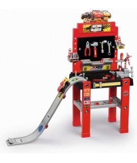 Верстак детский с инструментами и горкой Smoby 360722