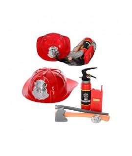 Набор пожарного детский 9918В