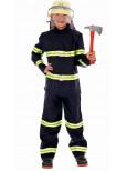 Костюм пожарника Magicoo синий