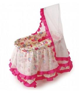 Кроватка для кукол Melogo 9376