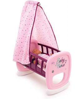 Кроватка для куклы Колыбель Baby Nurse Smoby 220338