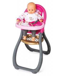 Стульчик для кормления Baby Nurse Smoby 220310