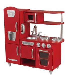 Детская кухня Red Vintage Kidkraft 53173