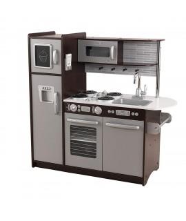 Детская кухня Uptown Espresso KidKraft 53260