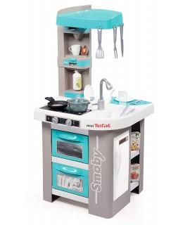 Детская кухня Tefal Studio Smoby 311023 с пузырьками
