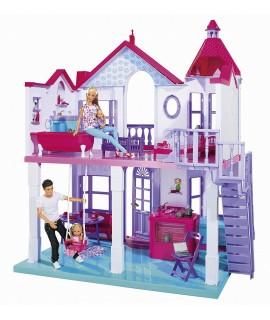 Супер домик для куклы Штеффи