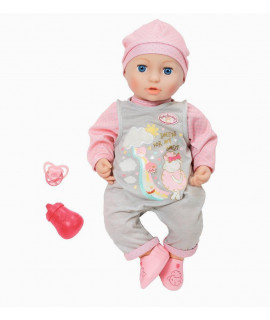 Кукла пупс Baby Annabel Mia so Soft Zapf Creation 700655