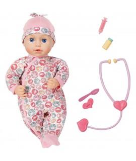 Кукла пупс Annabell Доктор интерактивная Zapf Creation 701294