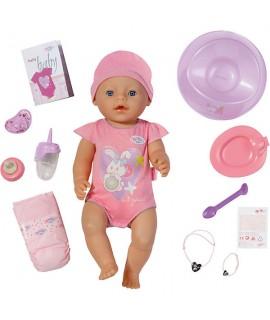 Кукла Baby Born интерактивная с аксессуарами Zapf Creation 819197