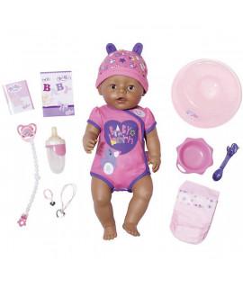 Кукла Baby Born Очаровательная малышка Мулатка с аксессуарами Zapf Creation 824382