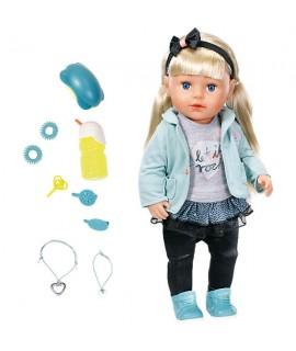 Кукла интерактивная Baby Born Сестричка модница Zapf Creation 824525