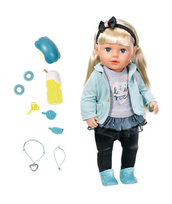 Кукла Baby Born сестричка модница Zapf Creation 824245