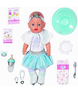 Кукла Baby Born Балеринка Снежинка Zapf Creation 831250