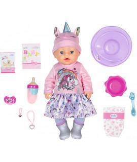 Кукла Baby Born Очаровательный Единорог Zapf Creation 831311