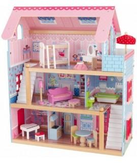 Дом для кукол KidKraft Chelsea 65054