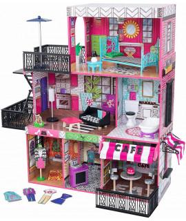 Домик для кукол Sweet Savannah Brooklyn's Loft Kidskraft 65922