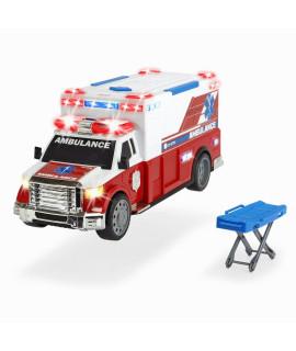 Автомобиль скорой помощи с носилками Dickie Toys 33 см 1137010
