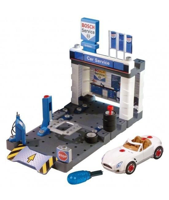 Автосервис с машиной для сборки Bosch Klein 8648