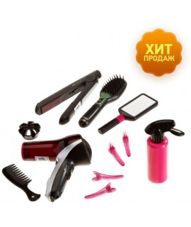 Большой набор парикмахера BRAUN SATIN HAIR Klein 5873